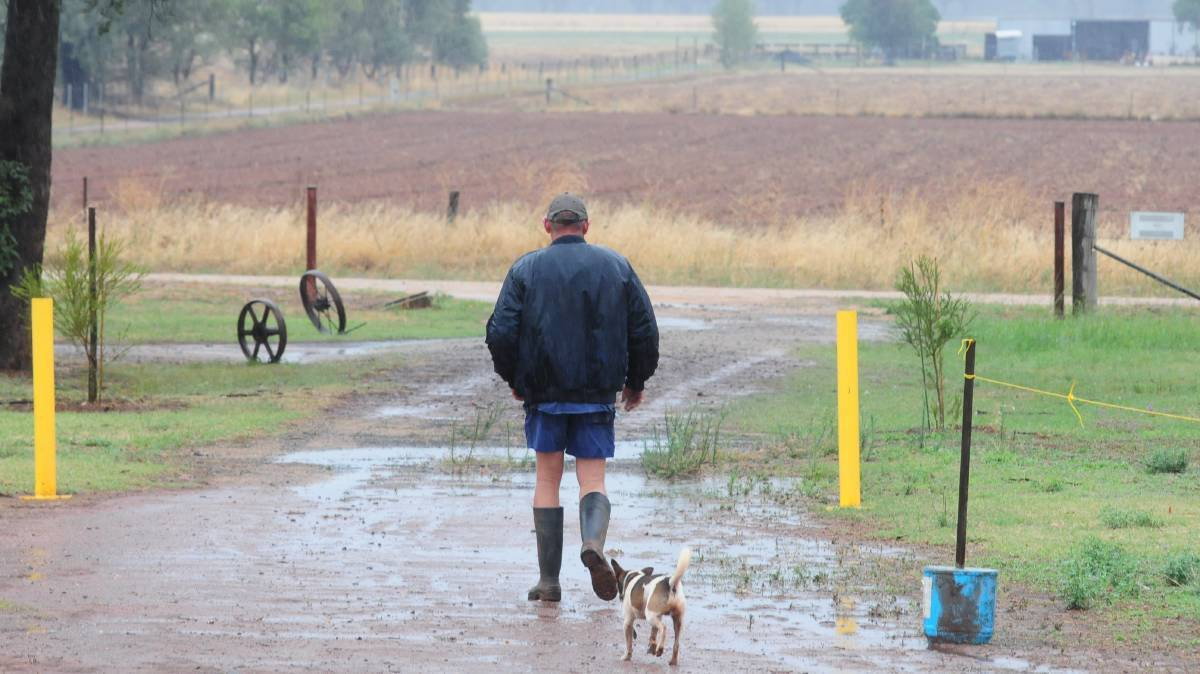 The Southern Highlands is expected to receive more showers in the coming days. Photo: File